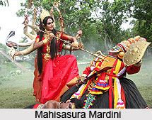 Mahalaya, Festivals of West Bengal