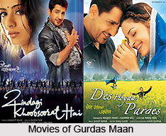 Gurdas Maan, Indian Musician