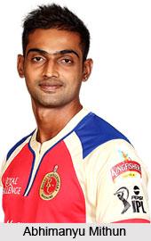 Abhimanyu Mithun, Indian Cricket Player
