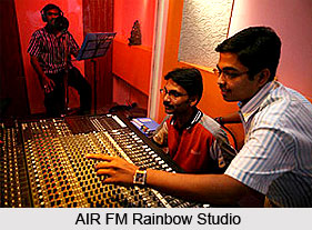 Air FM Rainbow, Indian National Radio Station