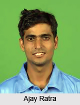 Ajay Ratra, Indian Cricket Player