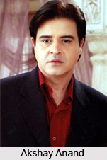 Akshay Anand, Indian TV Actor