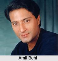 Amit Behl, Indian TV Actor