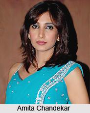 Amita Chandekar , Indian TV Actress