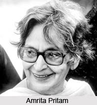 Amrita Pritam, Indian Writer