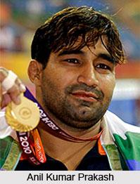 Anil Kumar Prakash, Indian Sprint Athlete