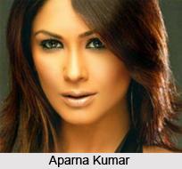 Aparna Kumar, Indian TV Actress