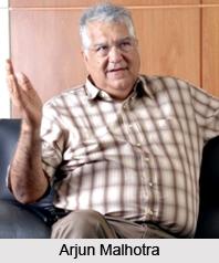 Arjun Malhotra, Indian Businessman