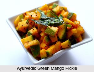 Ayurvedic Green mango pickle