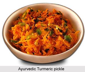 Ayurvedic Turmeric pickle