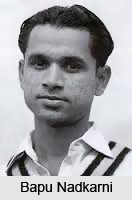 Bapu Nadkarni, Indian Cricket Player