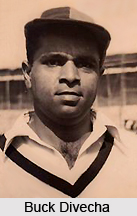 Buck Divecha, Former Indian Cricket Player