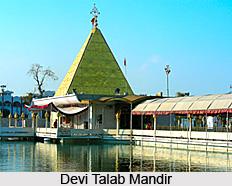 Devi Talab Mandir, Jalandhar, Punjab