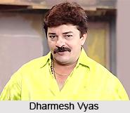 Dharmesh Vyas , Indian TV Actor