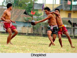 Dhopkhel, Traditional Games