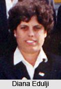 Diana Edulji, Indian Woman Cricketer