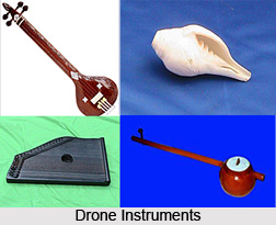 Drone Music, Indian Classical Music