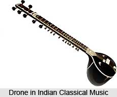 Drone in Indian Classical Music