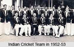 Ebrahim Maka, Indian Cricket Player