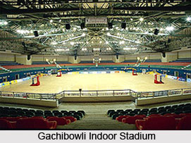 Gachibowli Indoor Stadium, Hyderabad, Telangana