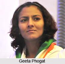 Geeta Phogat, Indian Wrestler