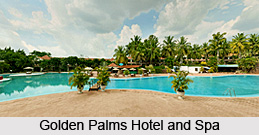 Golden Palms Hotel and Spa, Bangalore