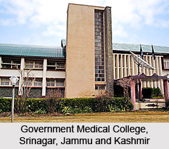 Government Medical College, Srinagar,  Jammu and Kashmir