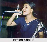 Hamida Sarkar, Indian Musician