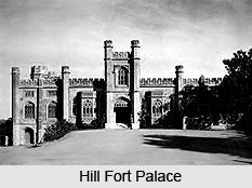 Hill Fort Palace, Telangana