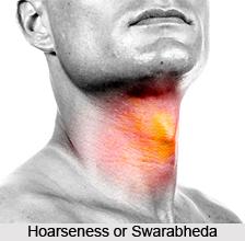 Hoarseness or Swarabheda