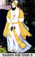 Ibrahim Adil Shah II, Dhrupad Singer