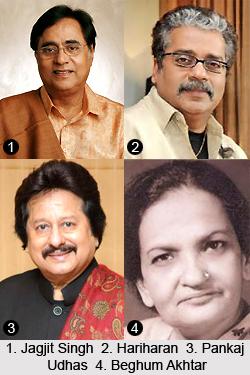 Indian Ghazal Singers