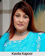 Kavita Kapoor , Indian TV Actress