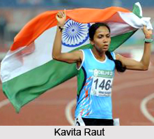 Kavita Raut, Indian Athlete