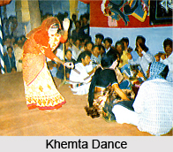 Khemta Dance, Folk Dance of West Bengal
