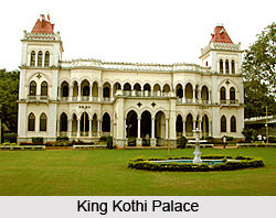 King Kothi Palace, Hyderabad, Telangana