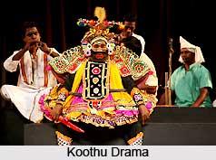 Koothu, Sanskrit Theatre