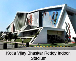 Kotla Vijay Bhaskar Reddy Indoor Stadium, Hyderabad, Telangana