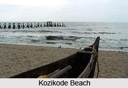 Kozhikode Beach, Kozhikode, Kerala