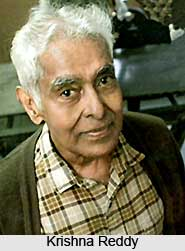 Krishna Reddy, Indian sculptor