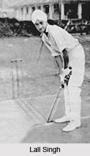 Lall Singh, Indian Cricket Player