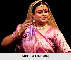Mamta Maharaj, Indian Kathak Dancer