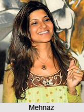 Mehnaz, Indian Pop Singer