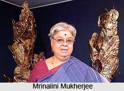 Mrinalini Mukherjee, Indian Painter