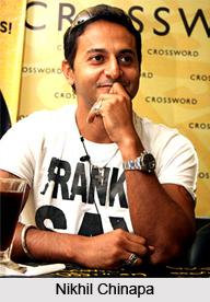 Nikhil Chinapa, Indian TV Anchor