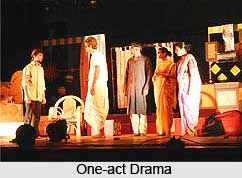 One-act Drama, Indian Theatre
