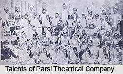 Parsee Stage Players, Parsi Theatre Company