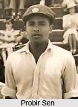 Probir Kumar Sen, Indian Cricket Player