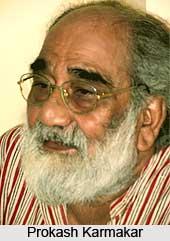 Prokash Karmakar, Indian Painter