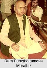 Ram Purushottamdas Marathe, Indian Theatre Personality